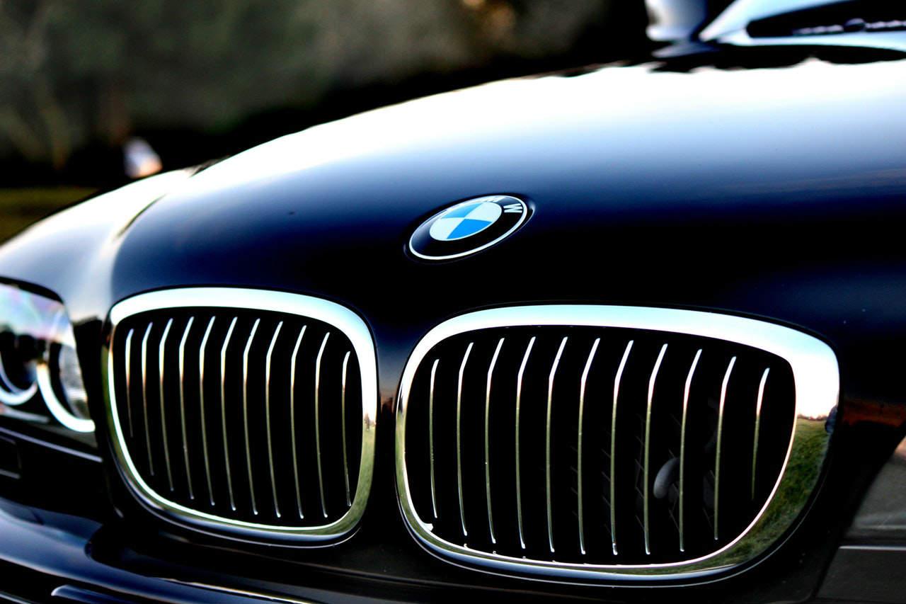 BMW automobil, slika: https://www.pexels.com