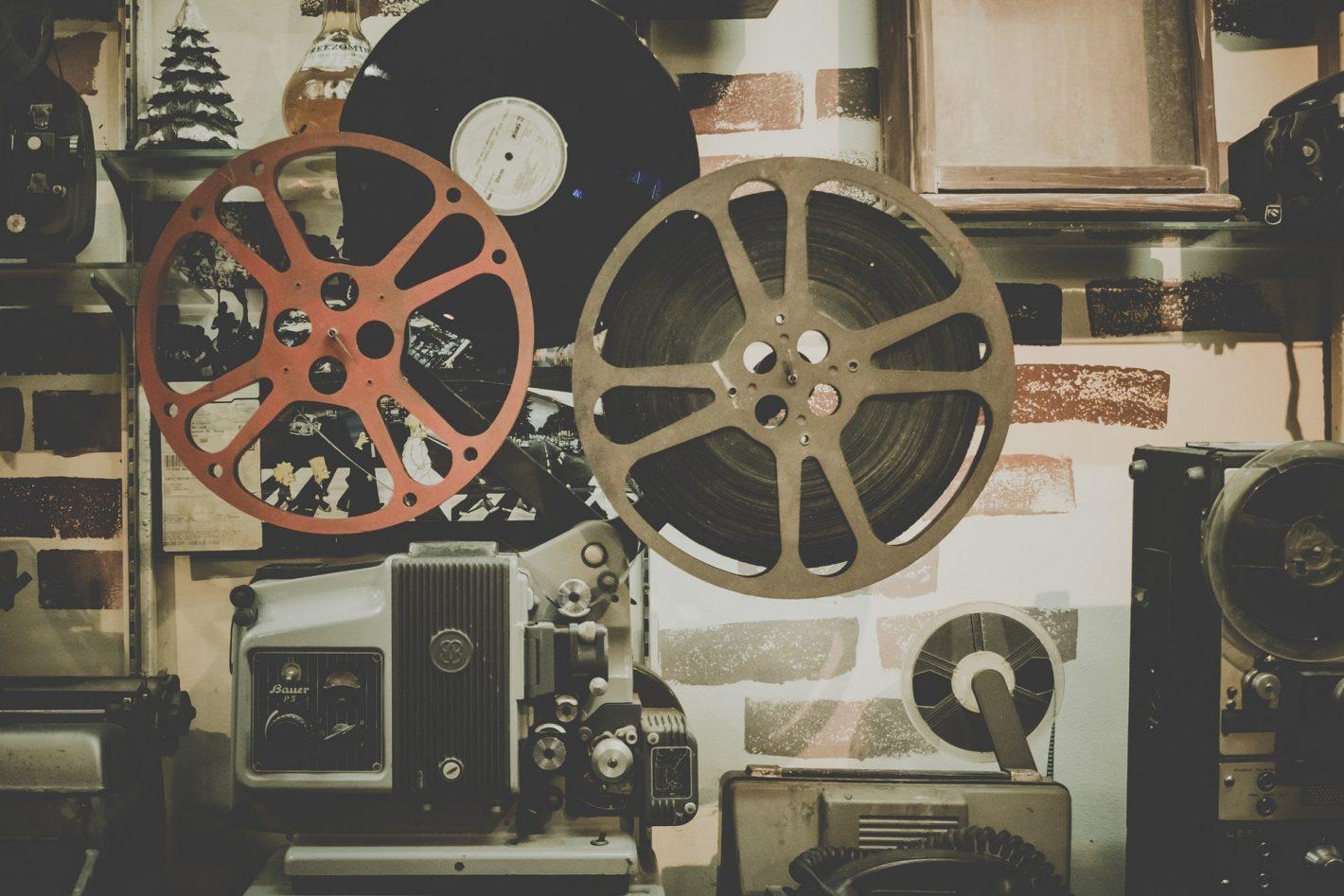 Film traka, slika: https://www.pexels.com