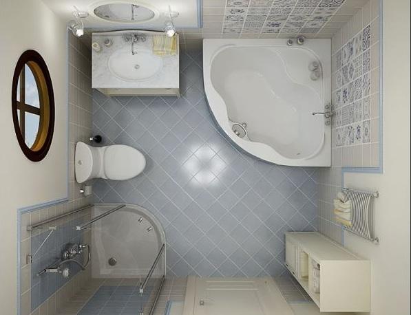 Moderno uređenje malog kupatila u samo tri koraka