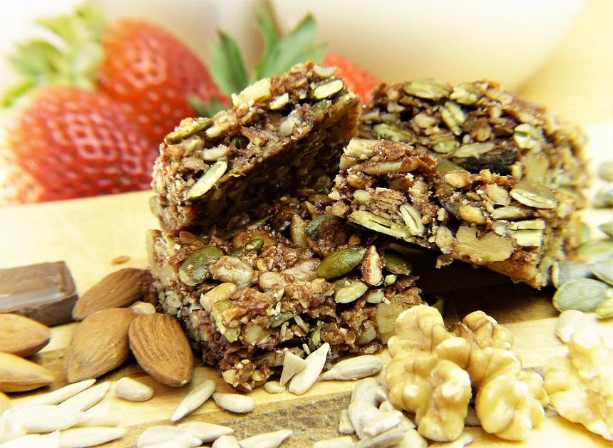 Domaće i zdrave proteinske čokoladice