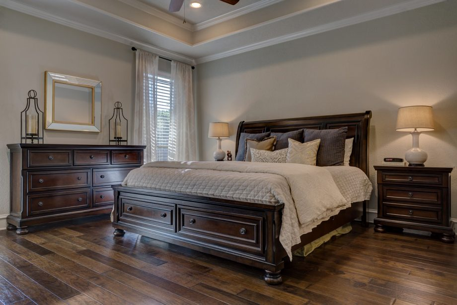 Spavaće sobe: ideje za bolji izgled