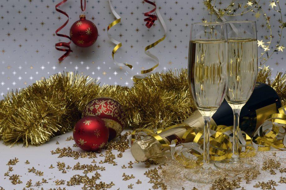 Doček Nove godine 2019. za zaljubljene