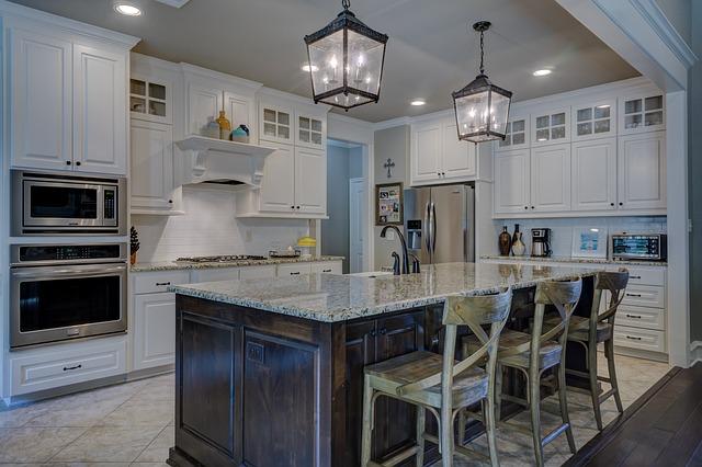 Moderne kuhinje se najčešće prave od mermera, granita ili kvarca
