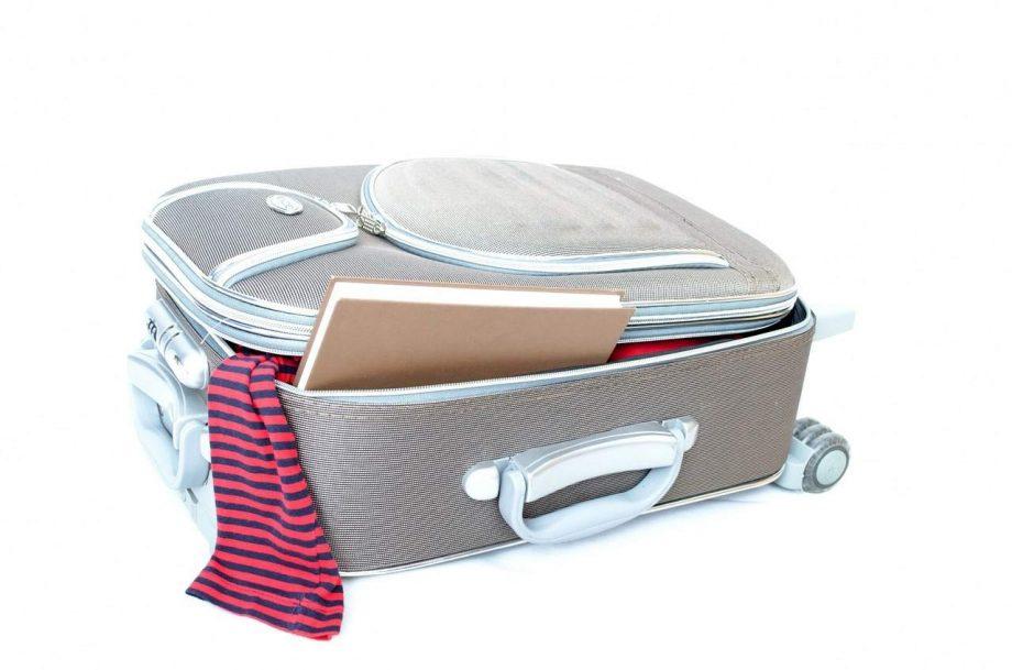 Spakujte mudro kofere za put