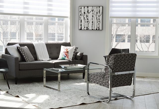 Tepisi i nameštaj – dekoracija svakog doma