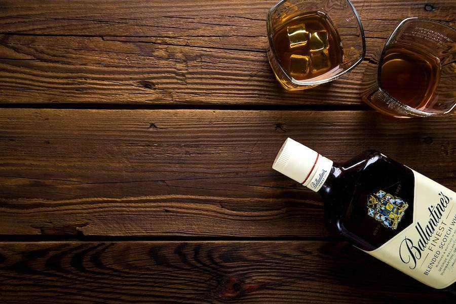 sluzenje viskija