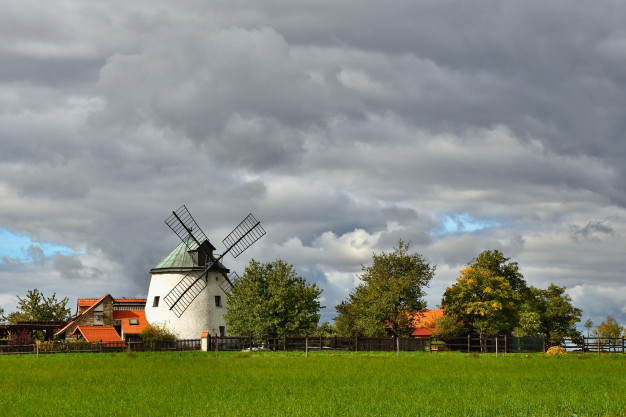 old-windmill-czech-republic-europe-beautiful-old-traditional-mill-house-with-garden_1161-770