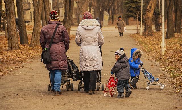 Kišobran kolica – manja i lakša verzija kolica za bebe
