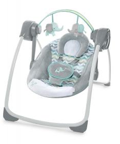 Ljuljaške za bebe kao spasioci kad je najpotrebnije